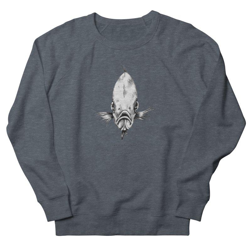 The Fish Men's Sweatshirt by it's Common Sense