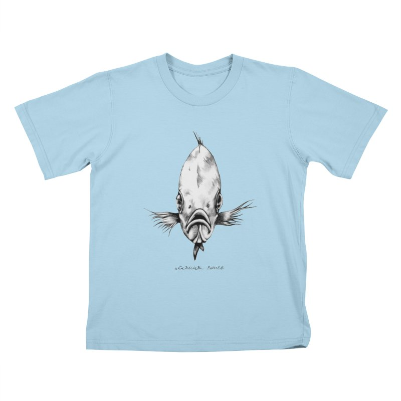The Fish Kids T-Shirt by it's Common Sense