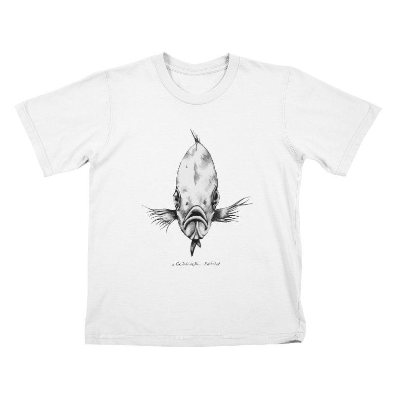 The Fish Kids T-Shirt by it's Common Sense