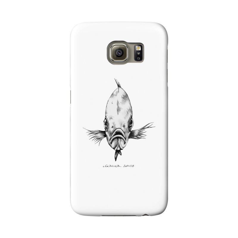 The Fish Accessories Phone Case by it's Common Sense