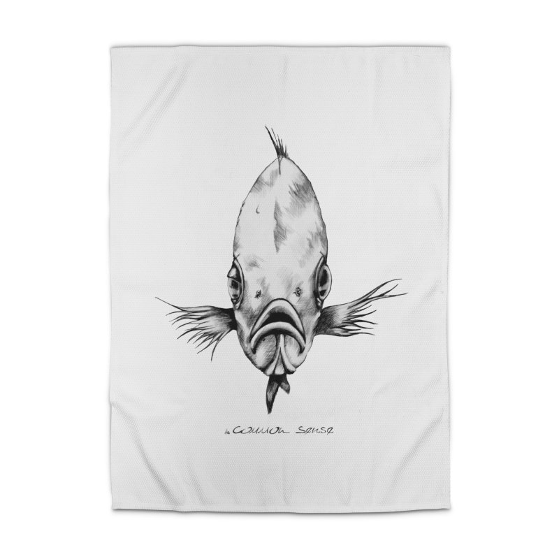 The Fish Home Rug by it's Common Sense