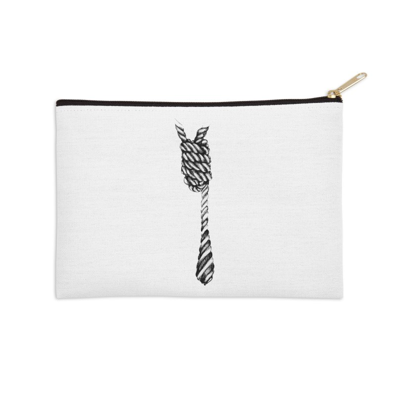 The Tie Accessories Zip Pouch by it's Common Sense