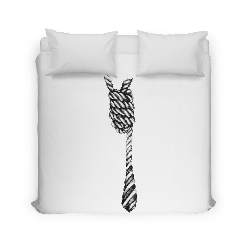 The Tie Home Duvet by it's Common Sense