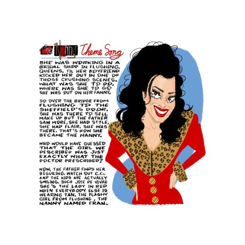 Design for The Nanny Theme Song