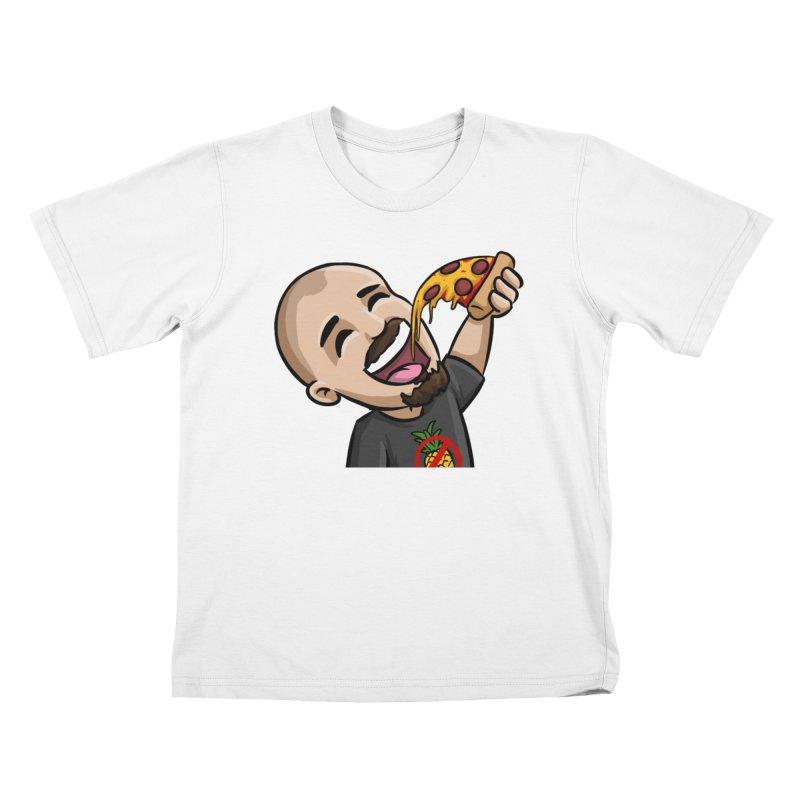 P Word - White Kids T-Shirt by itsHalfpint's Merch