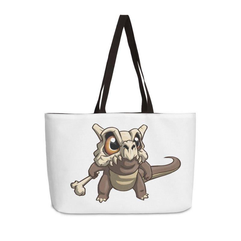Cubone Accessories Bag by itsHalfpint's Merch