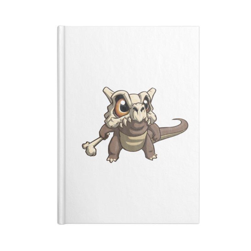 Cubone Accessories Notebook by itsHalfpint's Merch