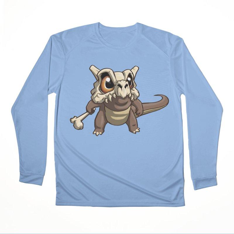 Cubone Men's Longsleeve T-Shirt by itsHalfpint's Merch