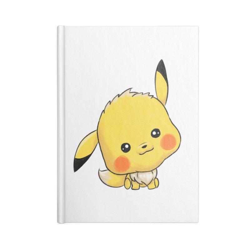 Eevachu Accessories Notebook by itsHalfpint's Merch