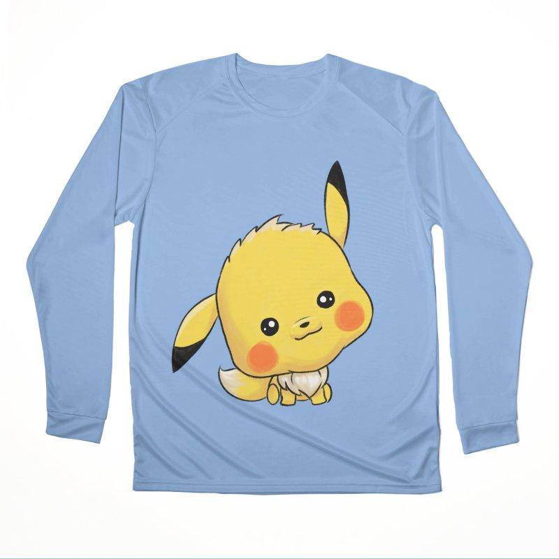 Eevachu Men's Longsleeve T-Shirt by itsHalfpint's Merch