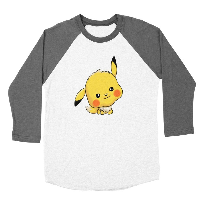 Eevachu Women's Longsleeve T-Shirt by itsHalfpint's Merch