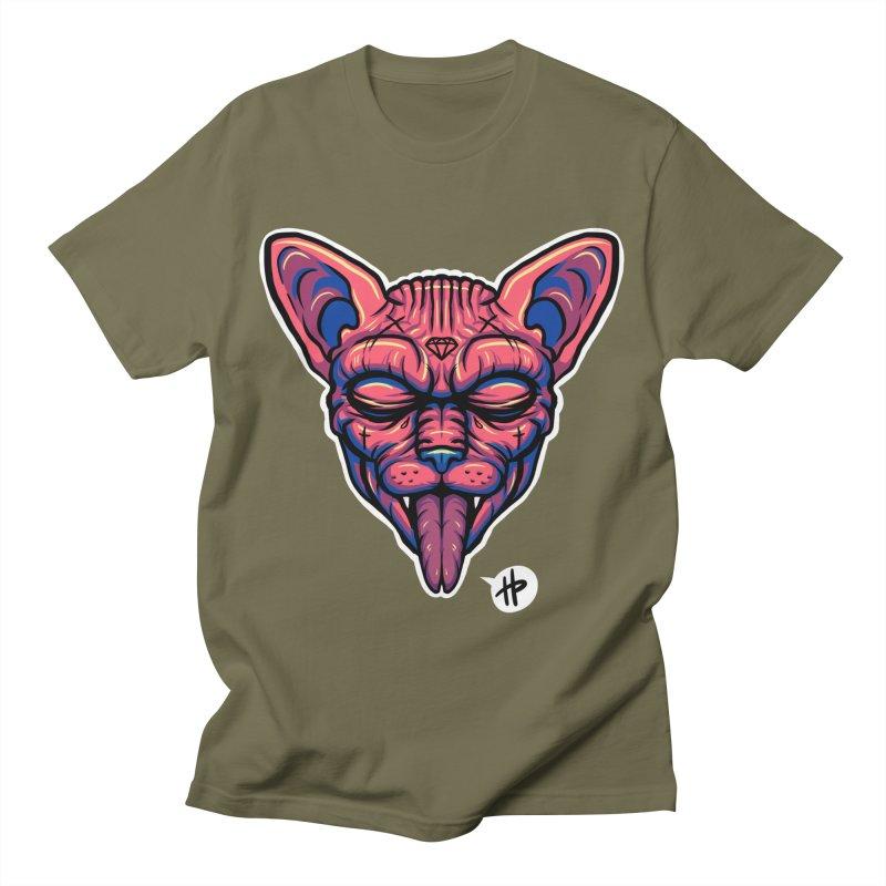 Sphynx Men's T-Shirt by itsHalfpint's Merch