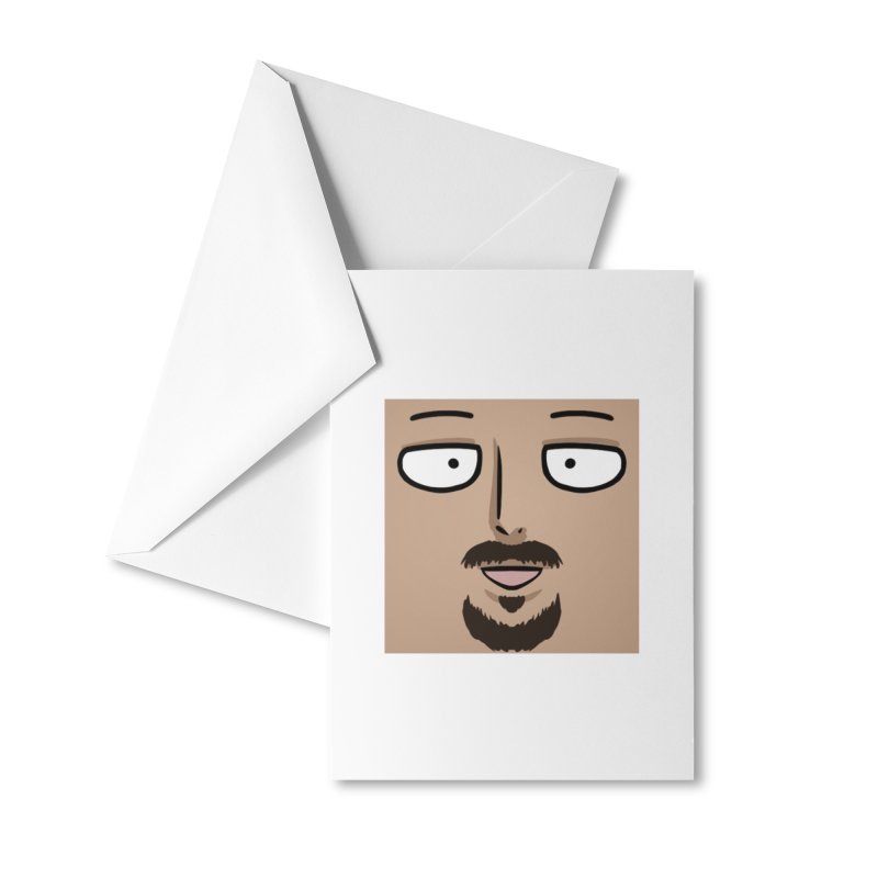 Halftama Accessories Greeting Card by itsHalfpint's Merch