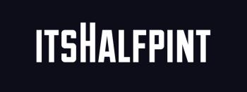 itsHalfpint's Merch Logo
