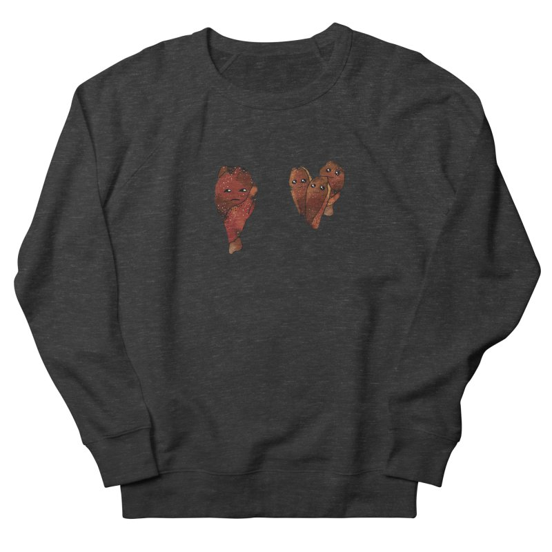 coldblooded: smoked honey wings Women's Sweatshirt by How to Eat Your Feelings