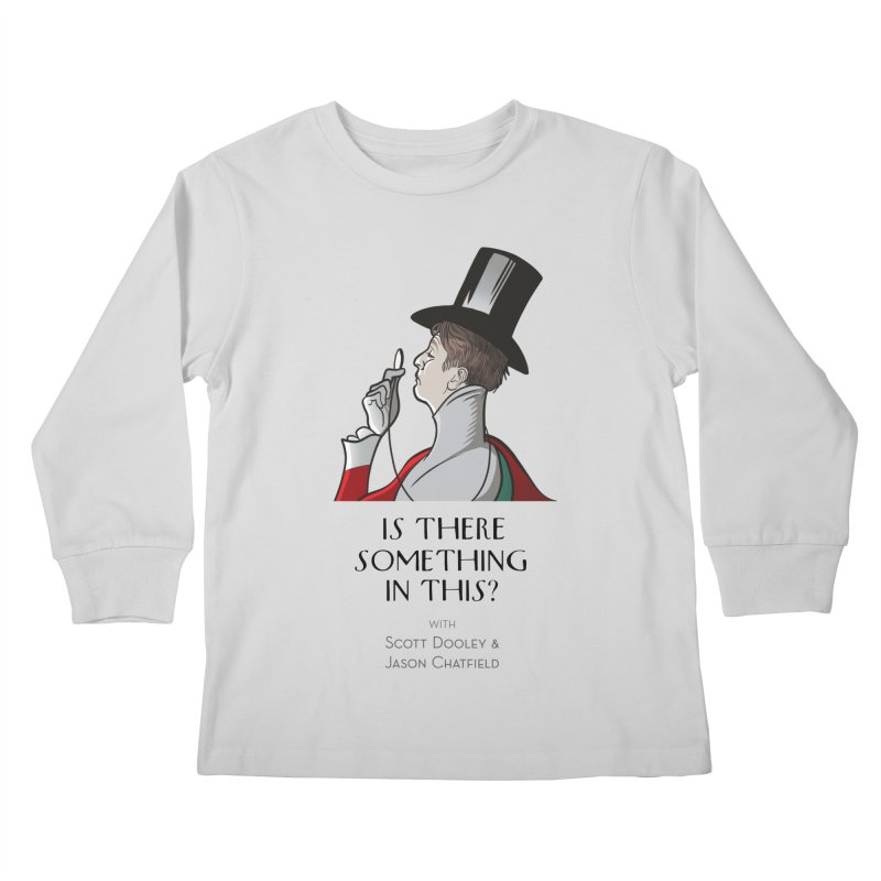 Dandy Dools Kids Longsleeve T-Shirt by Is There Something In This? Official Merch Store