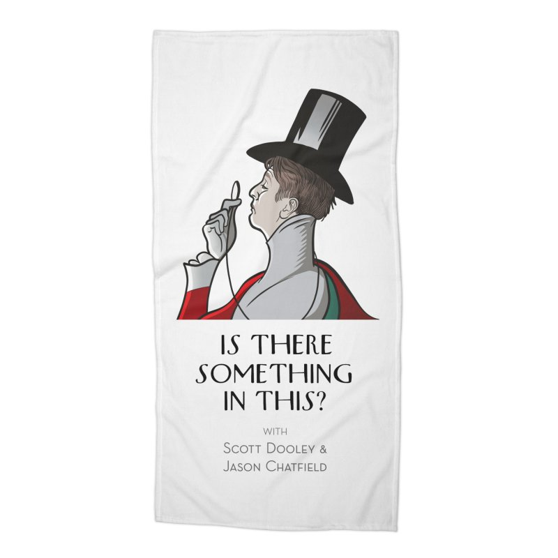 Dandy Dools Accessories Beach Towel by Is There Something In This? Official Merch Store