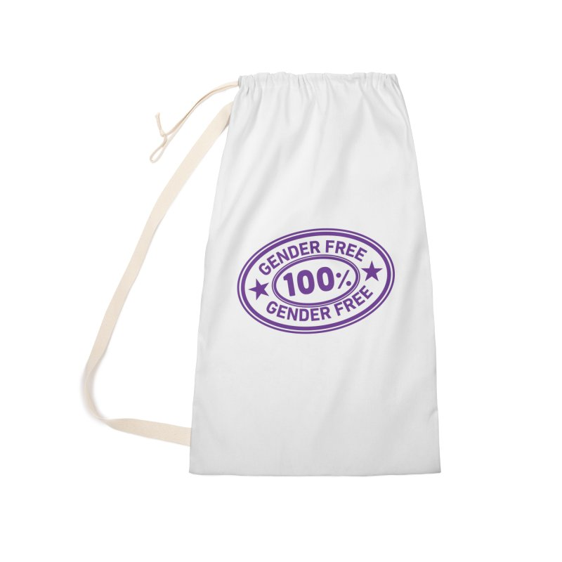 100% Gender Free Accessories Bag by It's Just DJ
