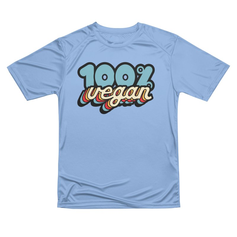 100% Vegan Women's T-Shirt by It's Just DJ