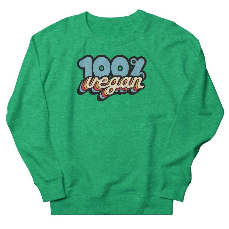 100% Vegan Women's Sweatshirt by It's Just DJ