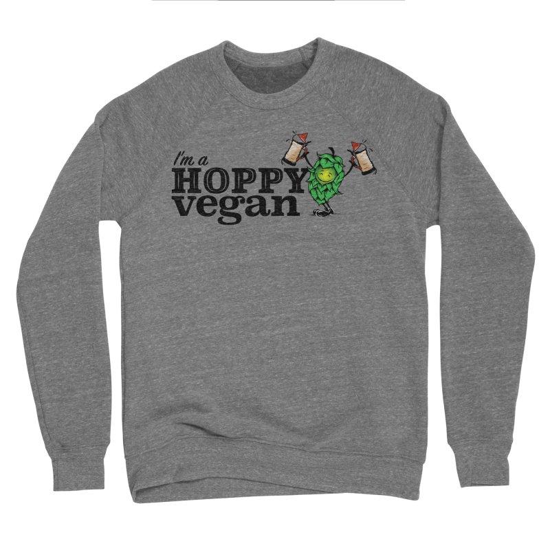 Hoppy Vegan Women's Sweatshirt by It's Just DJ