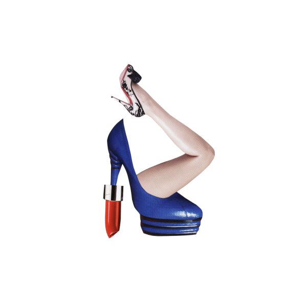 image for The Lipstick Shoes