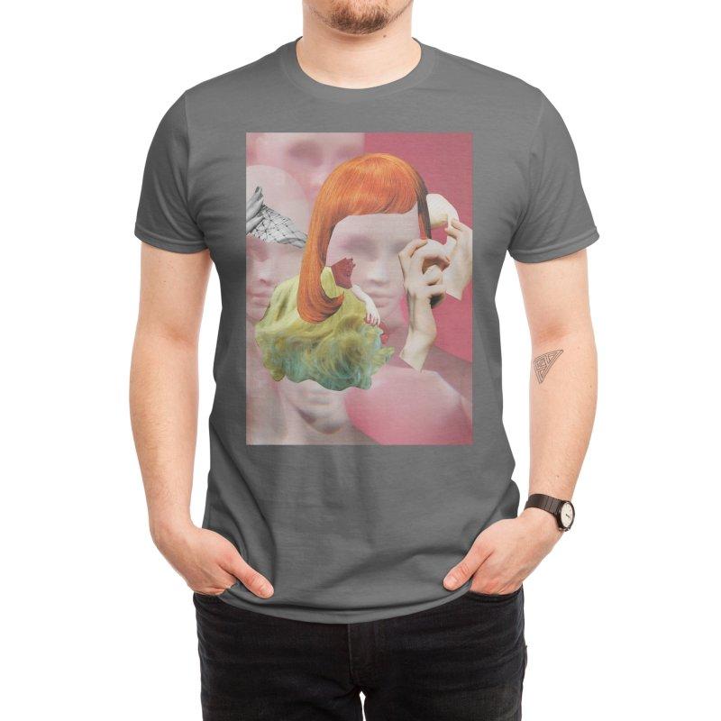 Telephone Doll Men's T-Shirt by itslucamainini's Shop