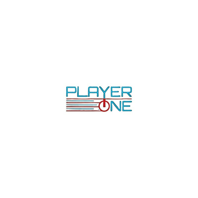 Player One T-Shirt Women's Zip-Up Hoody by itsmarkcooper's Artist Shop