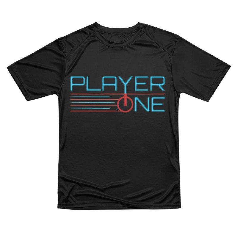 Player One T-Shirt Women's T-Shirt by itsmarkcooper's Artist Shop