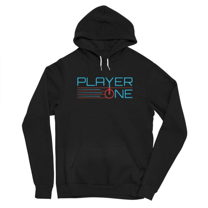 Player One T-Shirt Women's Pullover Hoody by itsmarkcooper's Artist Shop