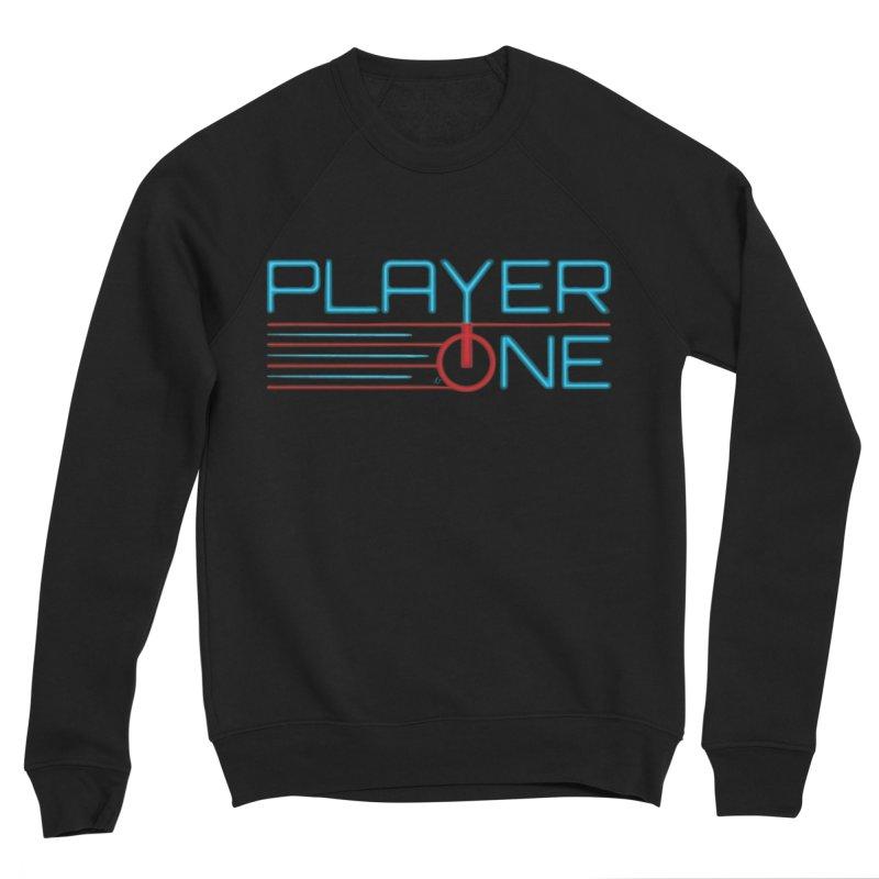 Player One T-Shirt Men's Sweatshirt by itsmarkcooper's Artist Shop