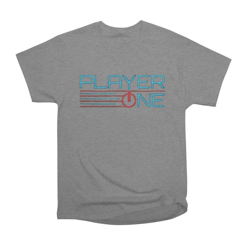 Player One T-Shirt Men's T-Shirt by itsmarkcooper's Artist Shop