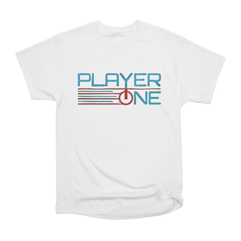 Player One T-Shirt Women's T-Shirt by itsmarkcooper's Artist Shop