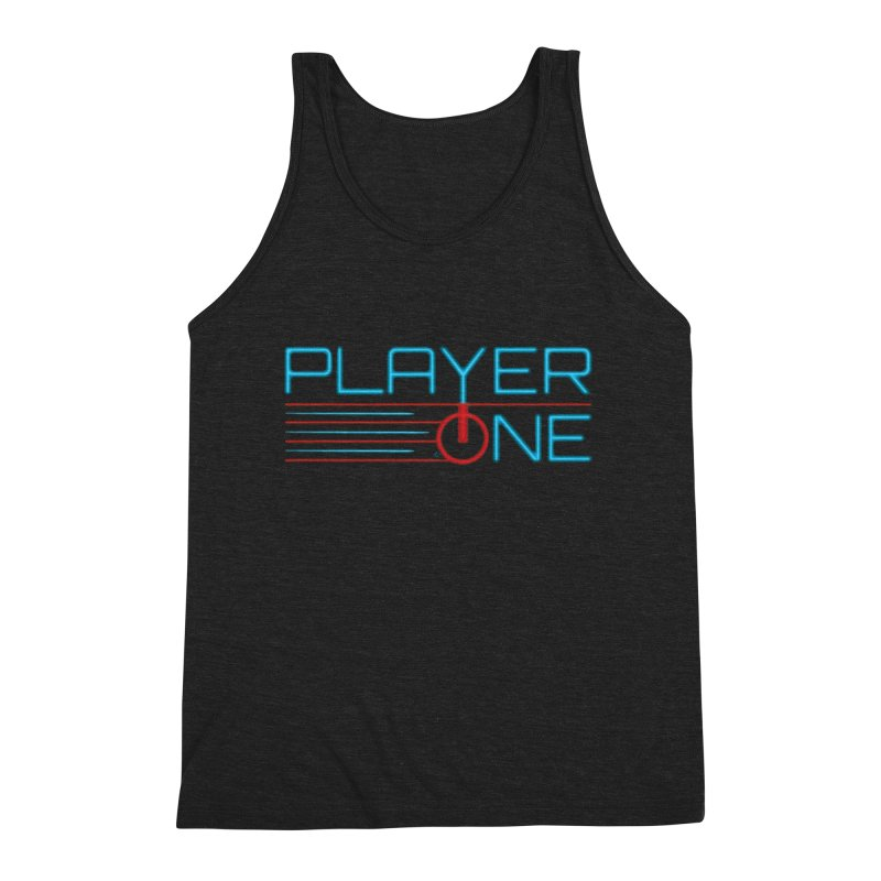 Player One T-Shirt Men's Tank by itsmarkcooper's Artist Shop