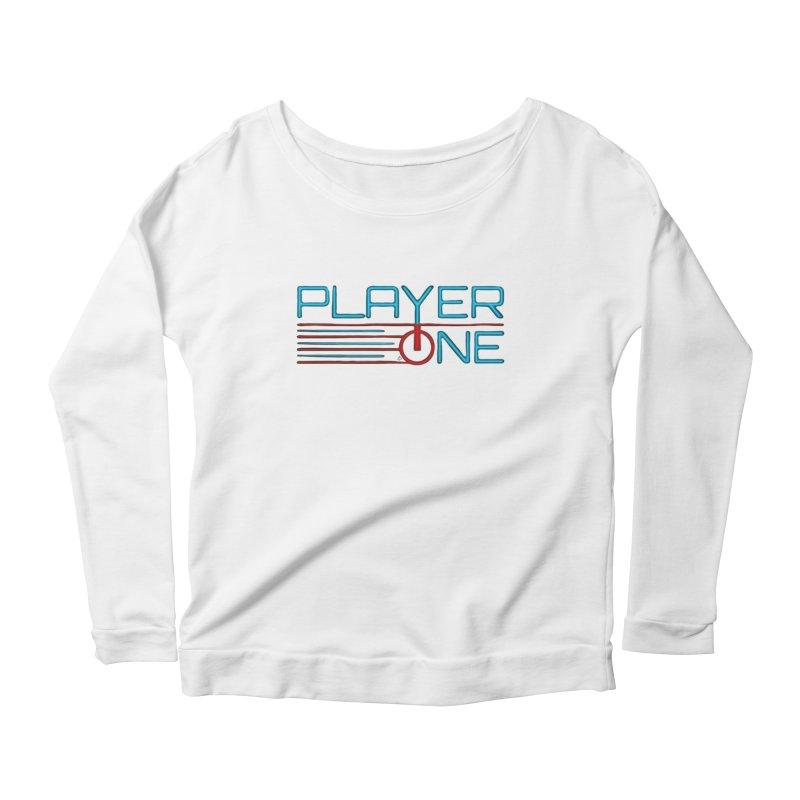 Player One T-Shirt Women's Longsleeve T-Shirt by itsmarkcooper's Artist Shop