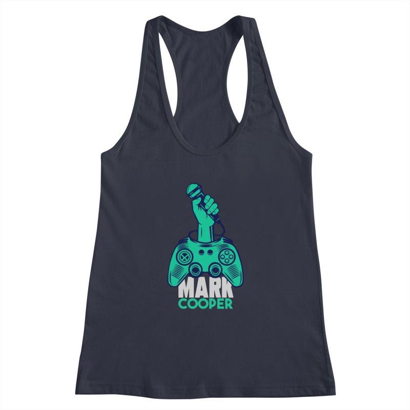 Mark Cooper Logo Women's Tank by itsmarkcooper's Artist Shop