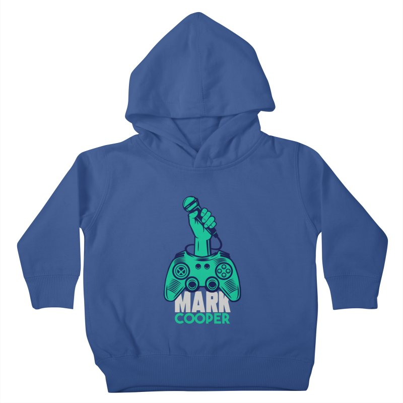 Mark Cooper Logo Kids Toddler Pullover Hoody by itsmarkcooper's Artist Shop