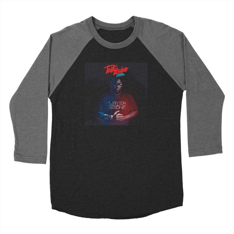 Test Drive Album Cover Men's Longsleeve T-Shirt by itsmarkcooper's Artist Shop