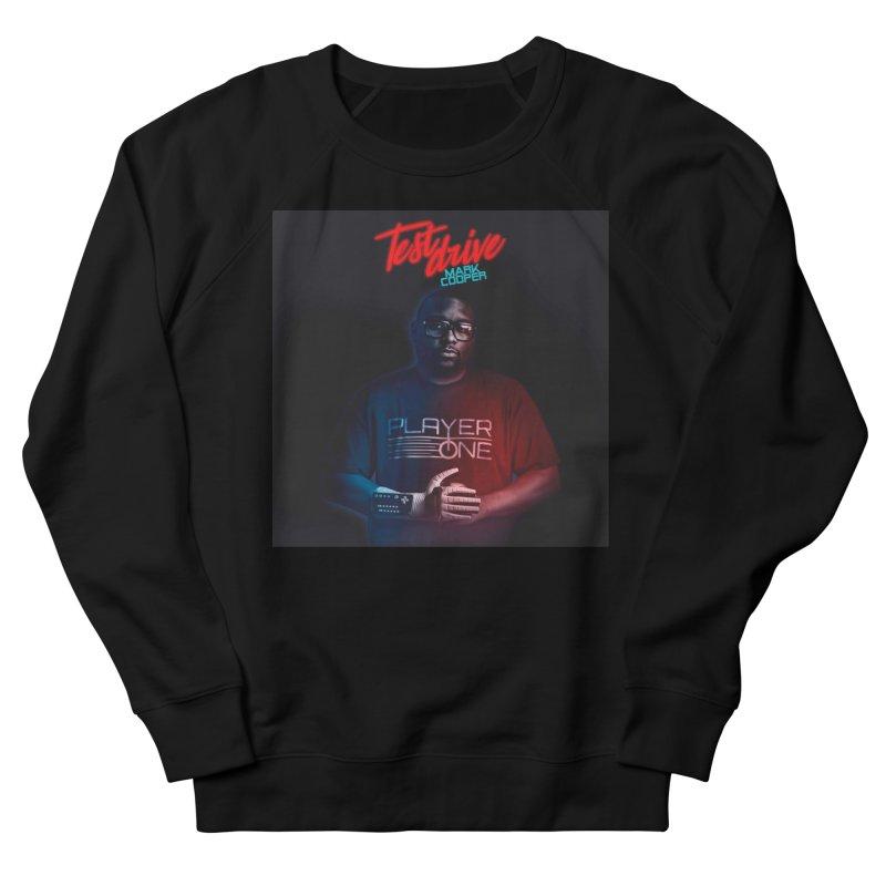 Test Drive Album Cover Women's Sweatshirt by itsmarkcooper's Artist Shop