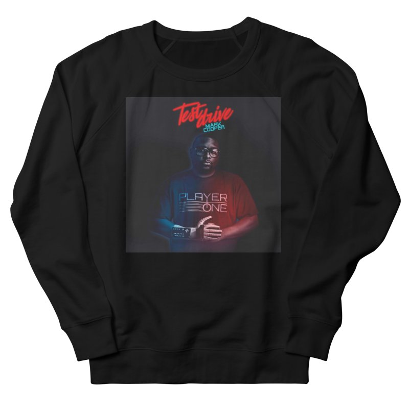 Test Drive Album Cover Men's Sweatshirt by itsmarkcooper's Artist Shop