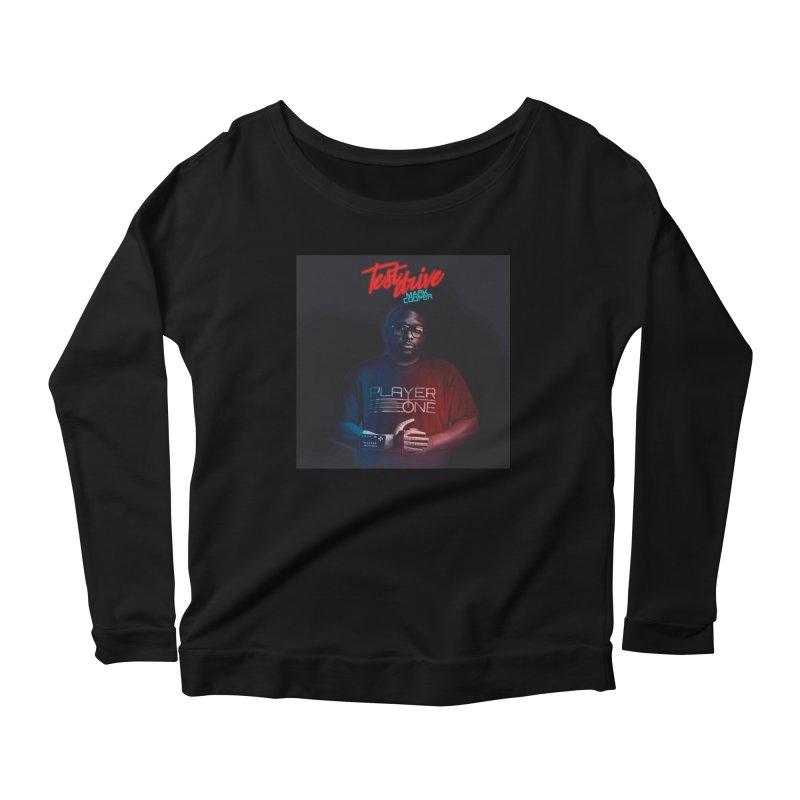 Test Drive Album Cover Women's Longsleeve T-Shirt by itsmarkcooper's Artist Shop