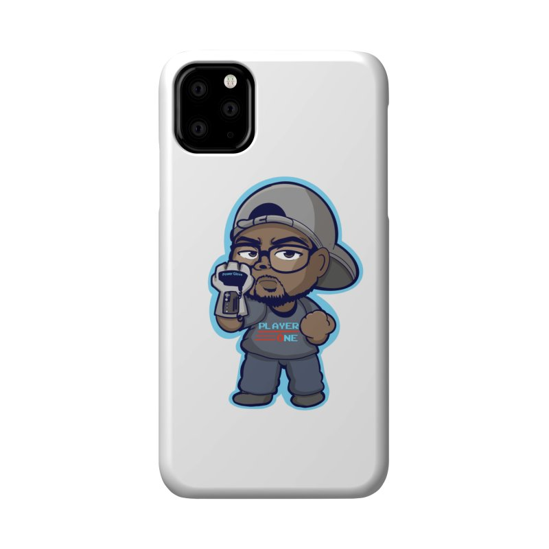 Chibi Player One Accessories Phone Case by itsmarkcooper's Artist Shop