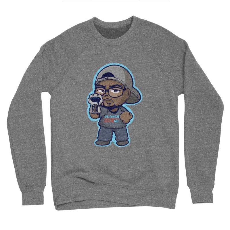 Chibi Player One Men's Sweatshirt by itsmarkcooper's Artist Shop
