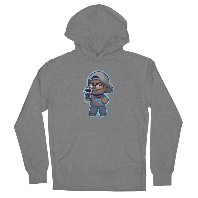 Chibi Player One Women's Pullover Hoody by itsmarkcooper's Artist Shop