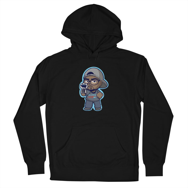 Chibi Player One Men's Pullover Hoody by itsmarkcooper's Artist Shop
