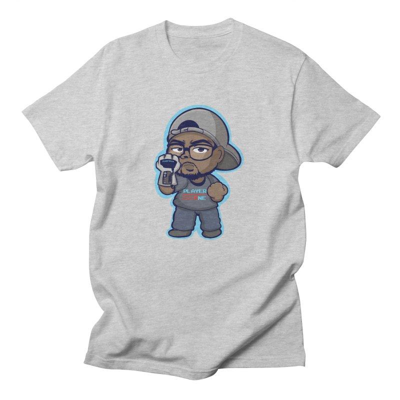 Chibi Player One Men's T-Shirt by itsmarkcooper's Artist Shop