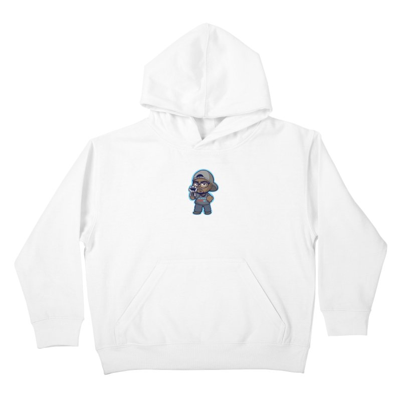 Chibi Player One Kids Pullover Hoody by itsmarkcooper's Artist Shop