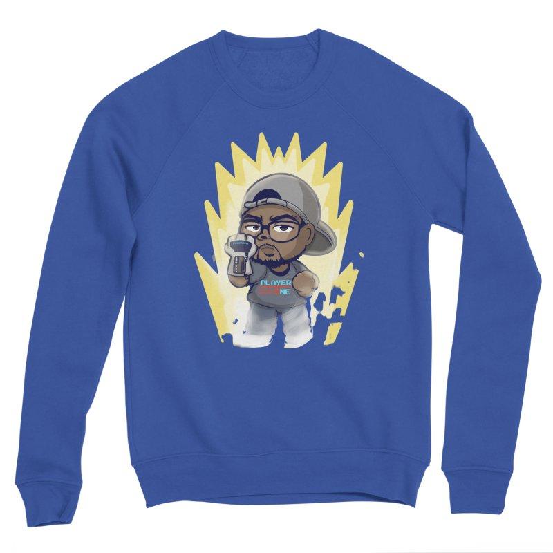 Power Up Player One Men's Sweatshirt by itsmarkcooper's Artist Shop