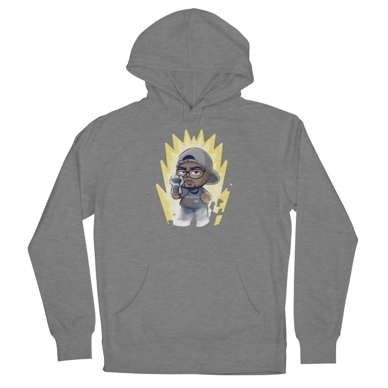 Power Up Player One Women's Pullover Hoody by itsmarkcooper's Artist Shop