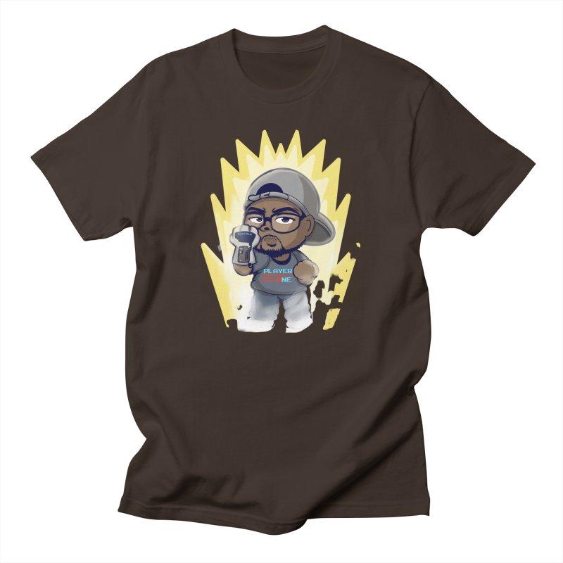 Power Up Player One Men's T-Shirt by itsmarkcooper's Artist Shop